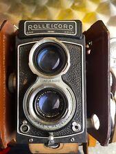 Rolleicord III 75mm 3,5 Xenar mit Tasche l. - Classic-Camera-STORE