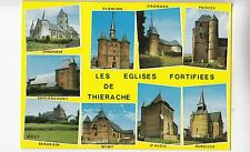BF22019 eglises fortifiees de thierache aisne france  front/back image