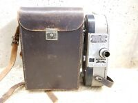 Keystone Model A-3 16mm Manual Movie Camera with Case