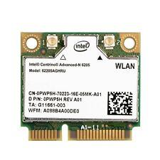 6205 ANHMW Mini PCI-e Network Card WiFi Dual Band 300Mbps Laptop Wireless LAN