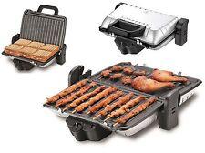 Nouveau contact barbecue grill électrique sandwich Grille-pain 180 ° pliable Barbecue Grill de table
