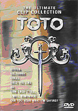 Toto - Ultimate Clip Collection New DVD
