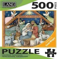 GOODWILL TO ALL - LANG ART - 500 PIECE JIGSAW PUZZLE - BRAND NEW - 5039164