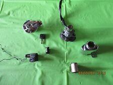 HONDA VT750 SHADOW AERO LOCKSET IGNITION SWITCH GAS CAP HELMET TOOL LOCK 2013