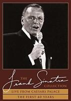 Frank Sinatra - Live From Caesars Palace / The First 40 Years (NEW DVD)