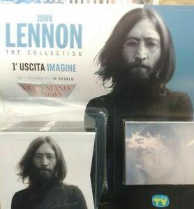 JOHN LENNON THE COLLECTION COMPLETA 14 CD/DVD+BOOKLET.PRE ORDER 09.03.21