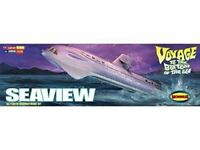 Moebius 808 - 1/350 Voyage to the Bottom of the Sea Seaview mmk808