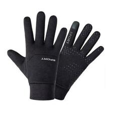 Football Gloves Kids Boys Waterproof Thermal Grip Outfield Pla Sports Field L5B0