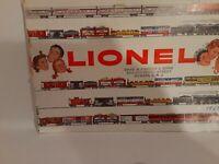 Lionel 1955 catalog