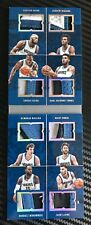 2016-17 PANINI PREFERRED CRAZY EIGHTS PRIME TIMBERWOLVES 3-COLOR PATCHES #01/10!