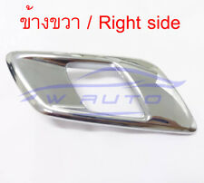 RIGHT FRONT or REAR INNER DOOR HANDLE SHADOW CHROME FOR FORD PX RANGER 2012-2020