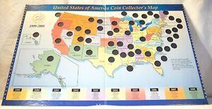 Collector's Album 50 United States Quarters 1999-2008