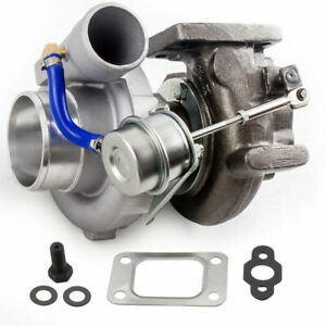 NEW GT2871 GT2860 T2 TURBO UNIVERSAL 350HP + UPGRADE PERFORMANCE