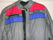 Vintage Racing Datsun Jacket  UNISEX Size Adult SMALL