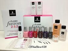 Jessica FLASH FUSION System 2.5.2 - Self-Curing Gel Color NO UV/LED Light Needed