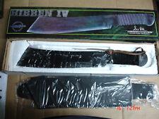 UNITED  CUTLERY  GIL HIBBEN   IV  MACHETE  KNIFE