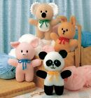 JEAN GREENHOWE KNITTING TOY PATTERNS KNITTED ANIMALS