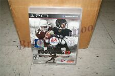 NCAA Football 13 Barry Sanders & Robert Griffin III RG3 Cover PS3 New