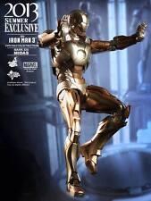 Hot Toys Iron Man III Mark XXI MK21 MIDAS MMS208 1/6 Scale Action Figure