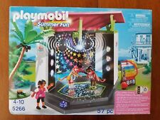 New playmobil 5266 Summer Fun Disco with Speakers & MP3 Port 57 pieces Ages 4-10