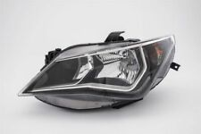 Seat Ibiza 2015 2016 2017 Headlight Twin With Led Drl Lh Left Passengers Nearsid