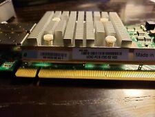 Cisco 68-4205-08 A0 UCSC-PCIE-CSC-02 V03 Dual Port 10GB  Card-NO SFPS