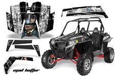 AMR Racing Polaris RZR 900XP Sticker Graphic Kit Decal UTV Parts 11-14 MAD HTR K