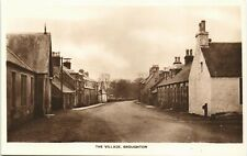 More details for broughton near biggar. the village in holmes' real photo series.