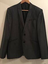 Gents Charcoal Grey Marks & Spencer Limited Collection 2 Piece Suit.