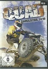 Simulatore QUAD 2010