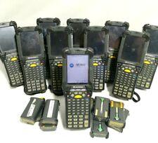 X10 Motorola Mc9090-Gf0Hbega2Wr Barcode Scanner W/ Batteries