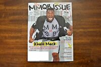 New Sports Illustrated NFL Football Khalil Mack Defensive End Oakland Raiders 52