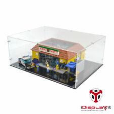 Acryl Vitrine für Lego 71016 Kwik-E-Mart - NEU