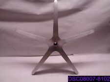 """New w Marks: 5 Prong 22"""" Table Pedestal 1/2"""" Center Hole"""
