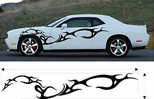 VINYL GRAPHIC DECAL CAR TRUCK KIT CUSTOM SIZE COLOR VARIATION MT-235