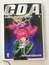 MANGA GUNDAM C.D.A. N.5 GUNDAM UNIVERSE 20 - KITAZUME - EDIZIONE STAR COMICS