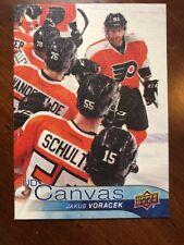 2016-17 UD Hockey Series 1 Canvas C62 Jakub Voracek