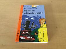 Used - Book EL PRESONER DEL CASAL DEL DIABLE Libro - Lenguage CATALAN - Usado