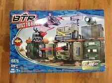 2004 GI Joe Built To Rule BTR Headquarters Attack Set A.V.A.C AVAC Snake Eyes