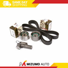 Timing Belt Kit Hydraulic Tensioner Fit 01-10 Huyndai Kia 2.5 2.7L G6BV G6BA