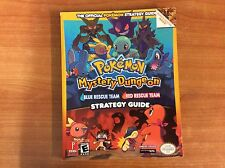 The Official Pokemon Strategy Guide - Pokemon Mystery Dungeon - Multi-Platform
