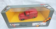 Corgi Classics Morris Diecast Vans