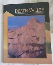Death Valley A Scenic Wonderland