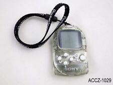 Sony PocketStation Crystal w/ Strap Playstation 1 PS1 SCPH-4000 US Seller