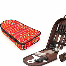 Camp Outdoor INDI Kitchen Tool SET 7P Camping Utensils Set Cooking Tools For BBQ