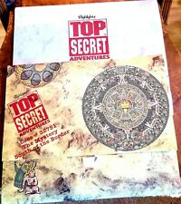 Highlights Top Secret Adventures Mexico Case #32751 and Canada Case #38960