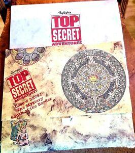 Highlights Top Secret Adventures Mexico Case #32751 and Canada Case #38960