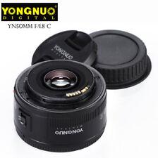 Objetivos YONGNUO para cámaras Canon