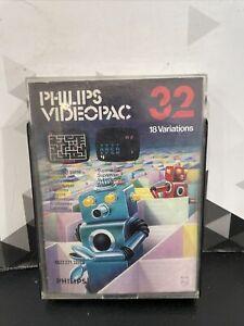 Philips Videopac 32 En Boite