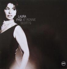 LAURA FYGI - AT RONNIE SCOTT'S - CD